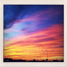 color palettes, sunset color palette