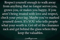 Respect Yourself quotes quote quotes and sayings image quotes