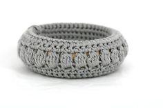 crochet bangl, bracelet crochet, bracelets, bracelet collect, funki bangl