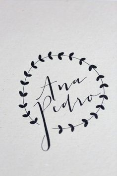 Silhouette Wedding Invitations by Branco Prata via Oh So Beautiful Paper.