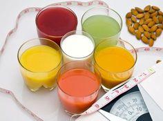 Sucos e dietas detox eliminam quilos extras do fim de ano. Corre que ainda dá tempo :D