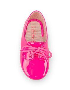 mini pink shoe