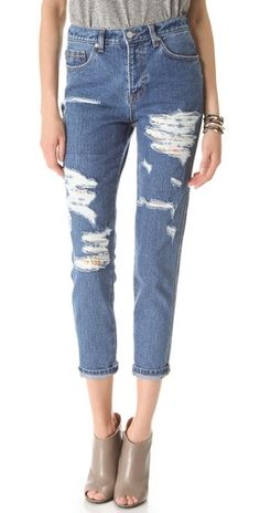 destroy boyfriend, 3333333333 perfect, boyfriend jeans, fashion art, perfect distress