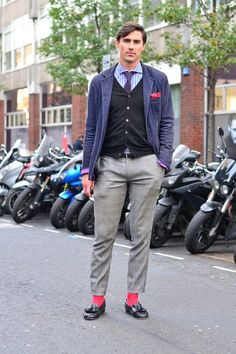 Colours here – street style london added by TheNyanziReport