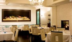 Raffaello Hotel: Pelago Ristorante, run by Michelin-starred chef Mauro Mafrici, serves regional Italian cuisine.