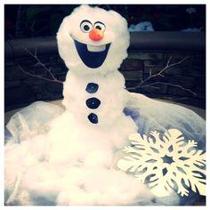 Ideas de la fiesta de cumpleaños Frozen |OLAF