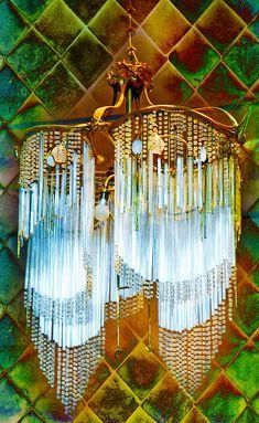 floridsoul:  Hector Guimard chandelier