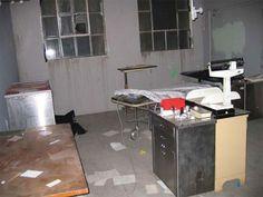 Linda Vista Hospital, Los Angeles. (images via: Abandoned but not Forgotten)