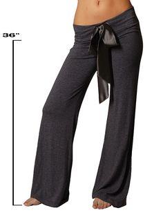 Fancy sweats... love these