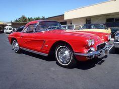 1962ChevroletCorvette