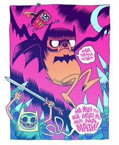 Adventure Time Crossovers and Mashups (1)