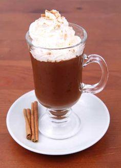 Spicy Chocolate Chai Tea