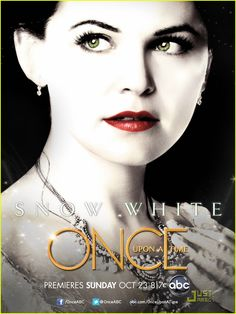 Snow White; Mary Margaret - Once Upon a Time