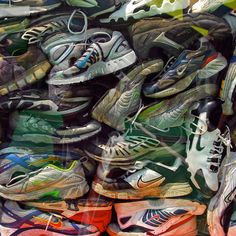 When to Ditch Your Old Sneaks and Where to Donate Them