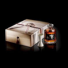 Suntory Whisky Wood Box Collection