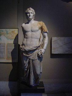 Alexander, İstanbul Arkeoloji Müzesi