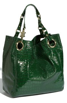 Steve Madden Candy Coated Croc Embossed Tote...Awesome!   nordstrom
