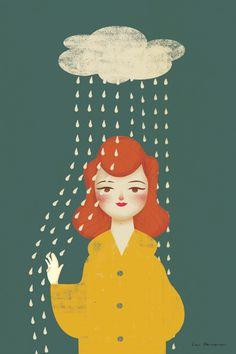 Rain by La Parera