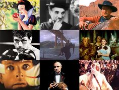 Watch the American Film Institutes top 100 films