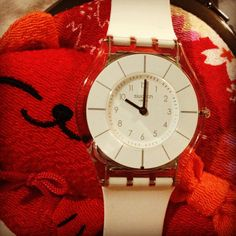 WHITE CLASSINESS #Swatch