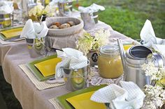 Shabby Country Chic