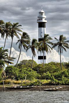 ✯ Comunidade Mandacaru, Barreirinhas - Maranhão, Brasil #lighthouse
