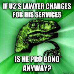 Lawyer humor