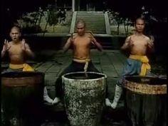 ▶ The real Shaolin warrior training - YouTube
