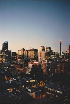 Sydney, Australia / photo by Al Bowler