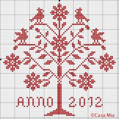 Casamia in Italia (freebies), cute for mini cross stitch sampler