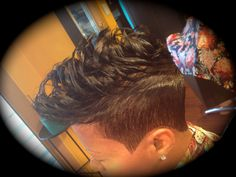 Take it Foward...... Stylist: Tiphanie.             Khemistre Hair Studio