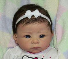 Reborn Baby Girl~Brylee~Linda Murray, Andi Awake Doll | eBay