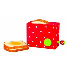 Strawberry Toaster by MaMaMeMo on #zulilyUK today!