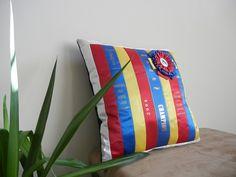 Pillow Case Ribbon Display