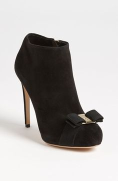 Salvatore Ferragamo 'Royal' Bootie available at #Nordstrom