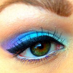 Not sure if i could pull this off, but i think its pretty #SephoraSweeps #COLORVISION #Sephora
