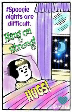 Spoonie nights