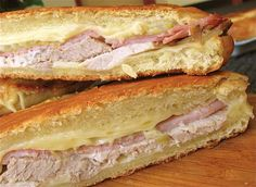 The Cubano: Miami vice : Blog | King Arthur Flour