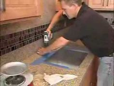 Staff Sergeant Naomi Bouska and her paramedic husband, Cody of Chaska, MN were the lucky recipients of a remodeled kitchen, courtesy of Granite Transformations. Watch their dream kitchen come to life in this clip from Hometime, the PBS home remodeling show!