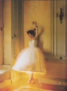 Vogue UK by Tim Walker, August 2006
