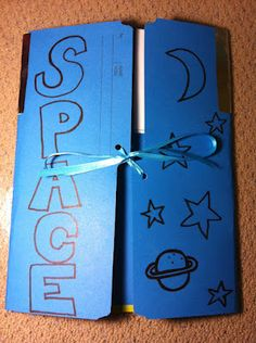 Space Unit Lapbook