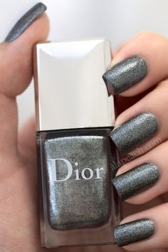 Dior Silver Lake #lacquer #lacquerous #nails #beauty #fashion