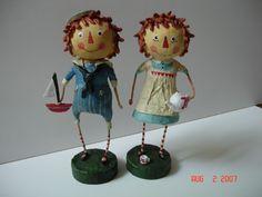 Lori Mitchell figurines