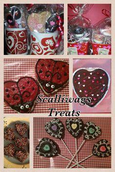 Valentine treats ❤❤❤❤