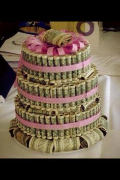 Great graduation, wedding, shower gift idea!
