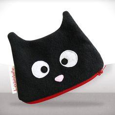 cats, cat zipper, zipper pouch, zippers, zippered pouches