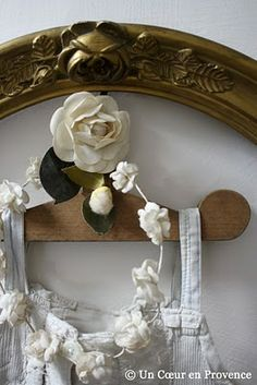 rustic romance, old frames