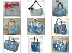 Recycled Denim Jeans Purse Patterns | Leave a Reply Cancel