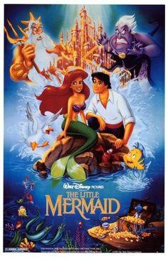 Favorite Disney Movie!!!!!!!!!!!!!!!!!!!! ~ The Little Mermaid