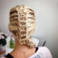 Swedish chain braid